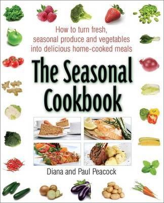 The Seasonal Cookbook by Diana Peacock image
