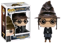 Harry Potter - Sorting Hat Harry Pop! Vinyl Figure