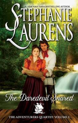 The Daredevil Snared by Stephanie Laurens image