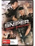Sniper Ghost Shooter on DVD