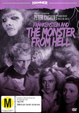 Hammer Horror - Frankenstein And The Monster From Hell DVD