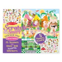 Melissa & Doug: Scratch And Sniff - Floral Faries