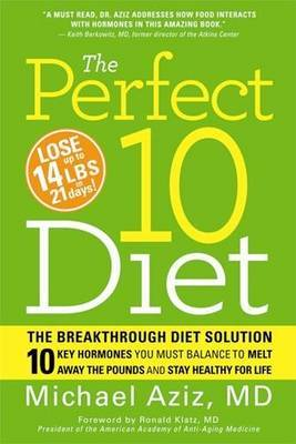 Perfect 10 Diet by Michael Aziz image