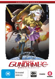 Mobile Suit Gundam Unicorn: Complete Series on DVD