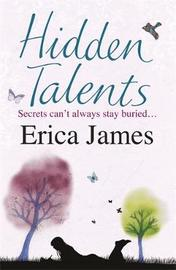 Hidden Talents by Erica James image