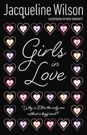 Girls In Love by Jacqueline Wilson image