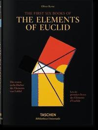 Byrne. Six Books of Euclid by Werner Oechslin