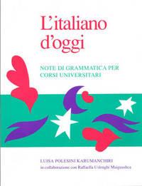 L'Italiano d'oggi by Luisa P. Karumanchiri image