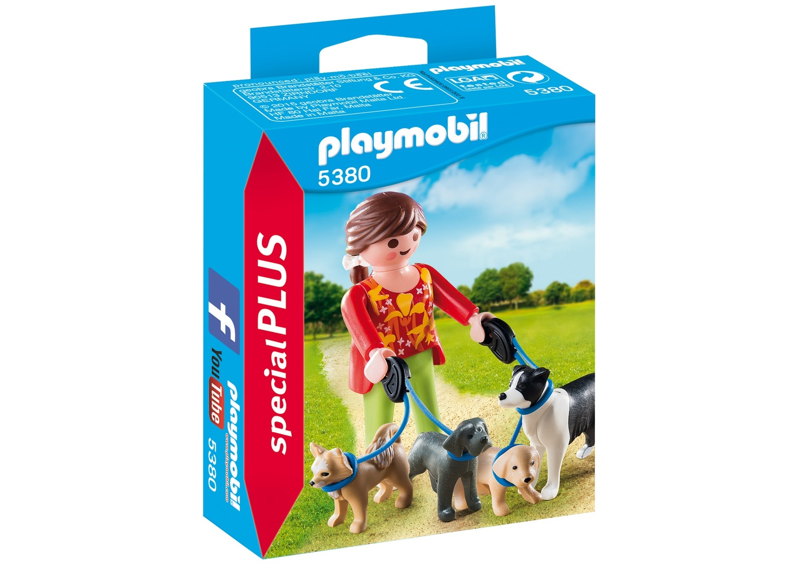Playmobil: Special Plus - Dog Walker image