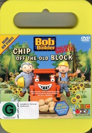 Bob The Builder - Project Build It: Chip Off The Old Block on DVD image