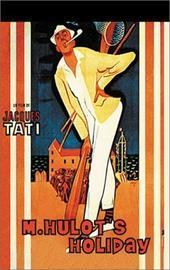 M. Hulot's Holiday - Jacques Tati on DVD