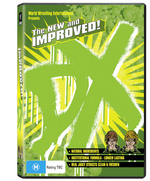 WWE - DX: The New And Improved! (3 Disc Set) on DVD
