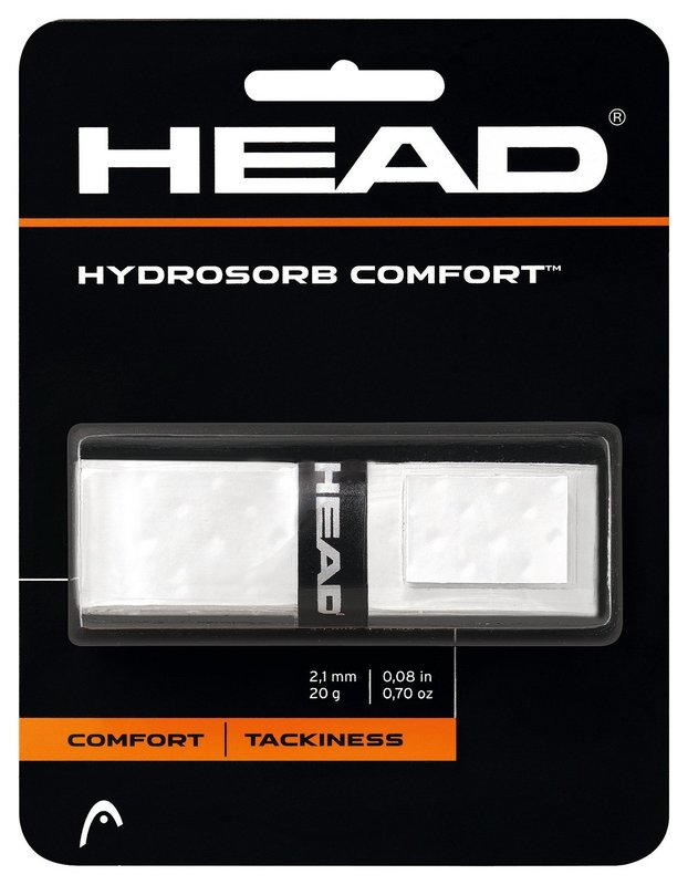Head Hydrosorb Grip (White/Black)
