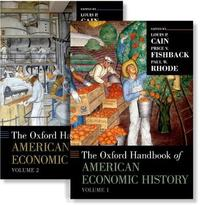 The Oxford Handbook of American Economic History