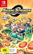 Sushi Striker: The Way of Sushido for Nintendo Switch
