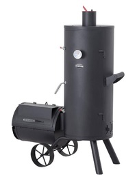 Charmate: Ned Offset Vertical Smoker