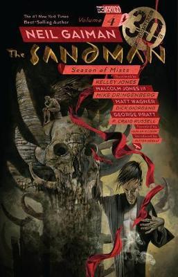 The Sandman Volume 4 by Neil Gaiman
