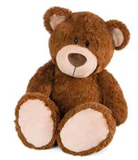 "Nici: Bear Brown - 31"" Classic Plush image"