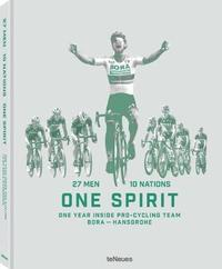 27 Men 10 Nations One Spirit: One Year Inside Pro-Cycling Team Bora-Hansgrohe by Teneues
