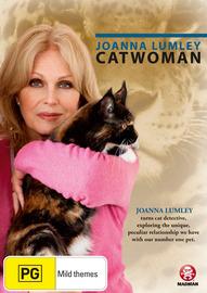 Joanna Lumley: Cat Woman DVD image