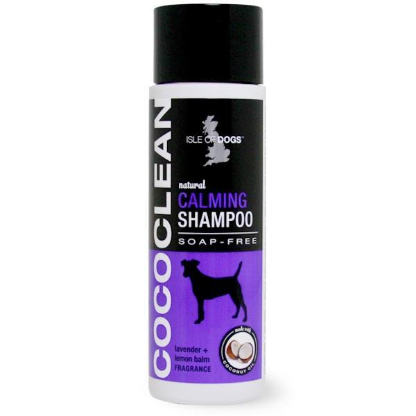 IOD: CocoClean Calming Shampoo Lavender And Lemon Balm 250ml