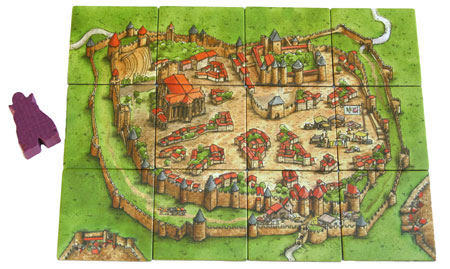 Carcassonne Expansion - The Count of Carcassonne image