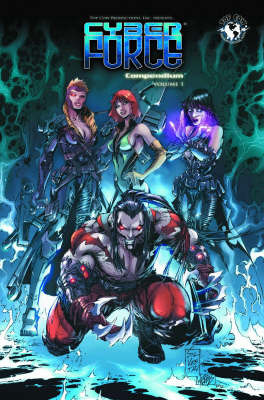 Cyberforce Compendium by Marc Silvestri image