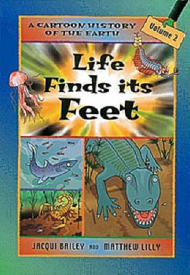 Life Finds Its Feet by Jacqui Bailey image