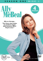 Ally McBeal - Season 1: Disc 1 on DVD
