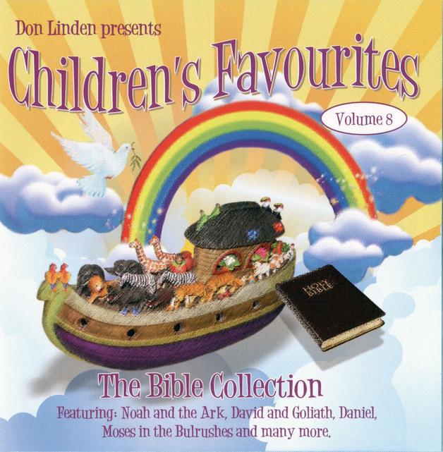 Don Linden Presents: Children's Favourites Volume 8 by Don Linden
