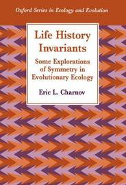 Life History Invariants by Eric L. Charnov image