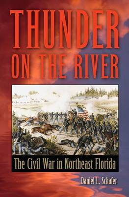 Thunder on the River by Daniel L. Schafer image