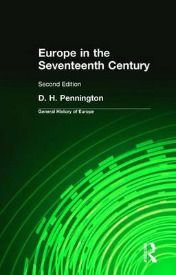 Europe in the Seventeenth Century by Donald Pennington image