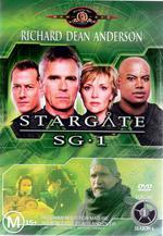 Stargate SG-1 - Season 6 Volume 1 on DVD