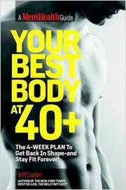 Your Best Body at 40+ by Jeff Csatari image