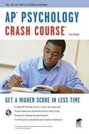 AP Psychology Crash Course by Larry Krieger image