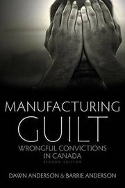 Manufacturing Guilt by Barrie Anderson image