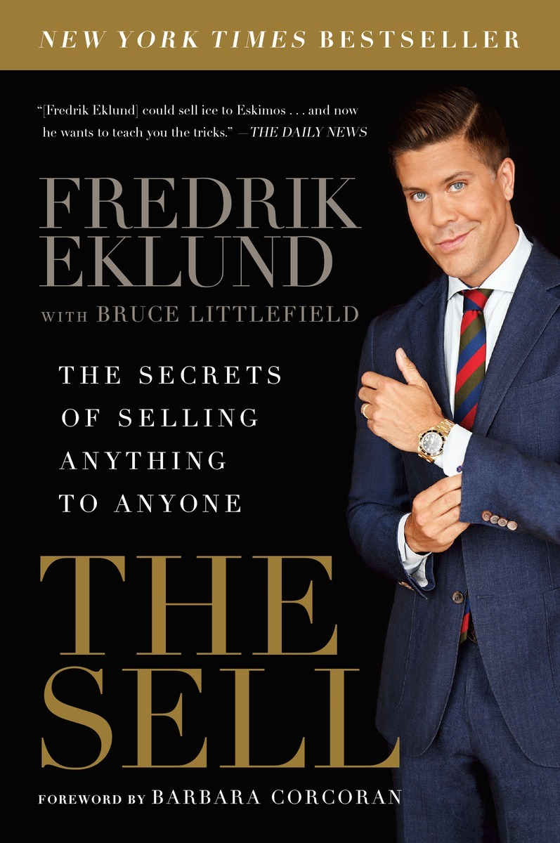 The Sell by Fredrik Eklund image