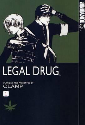 """Legal Drug: v. 1 by """"Clamp"""""""