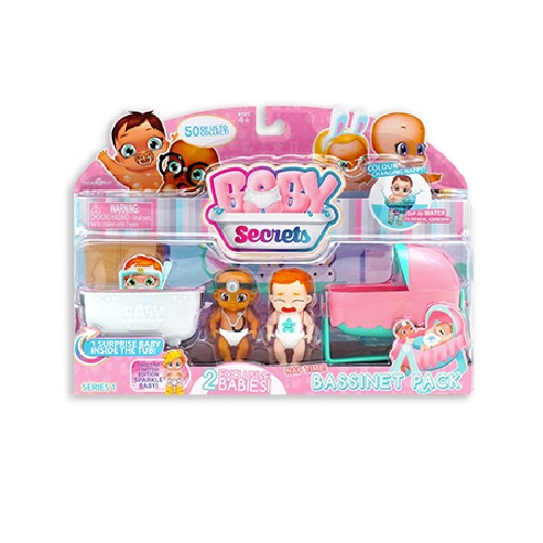 Baby Secrets: Accessory Pack - Bassinet Pack image