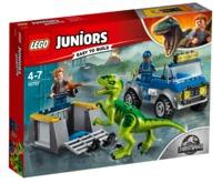 LEGO Juniors: Raptor Rescue Truck (10757)