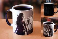 Justice League (Wonder Woman) Morphing Mug