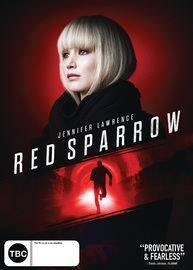 Red Sparrow on DVD