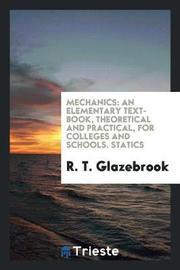 Mechanics by R. T. Glazebrook image
