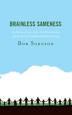 Brainless Sameness by Bob Sornson image