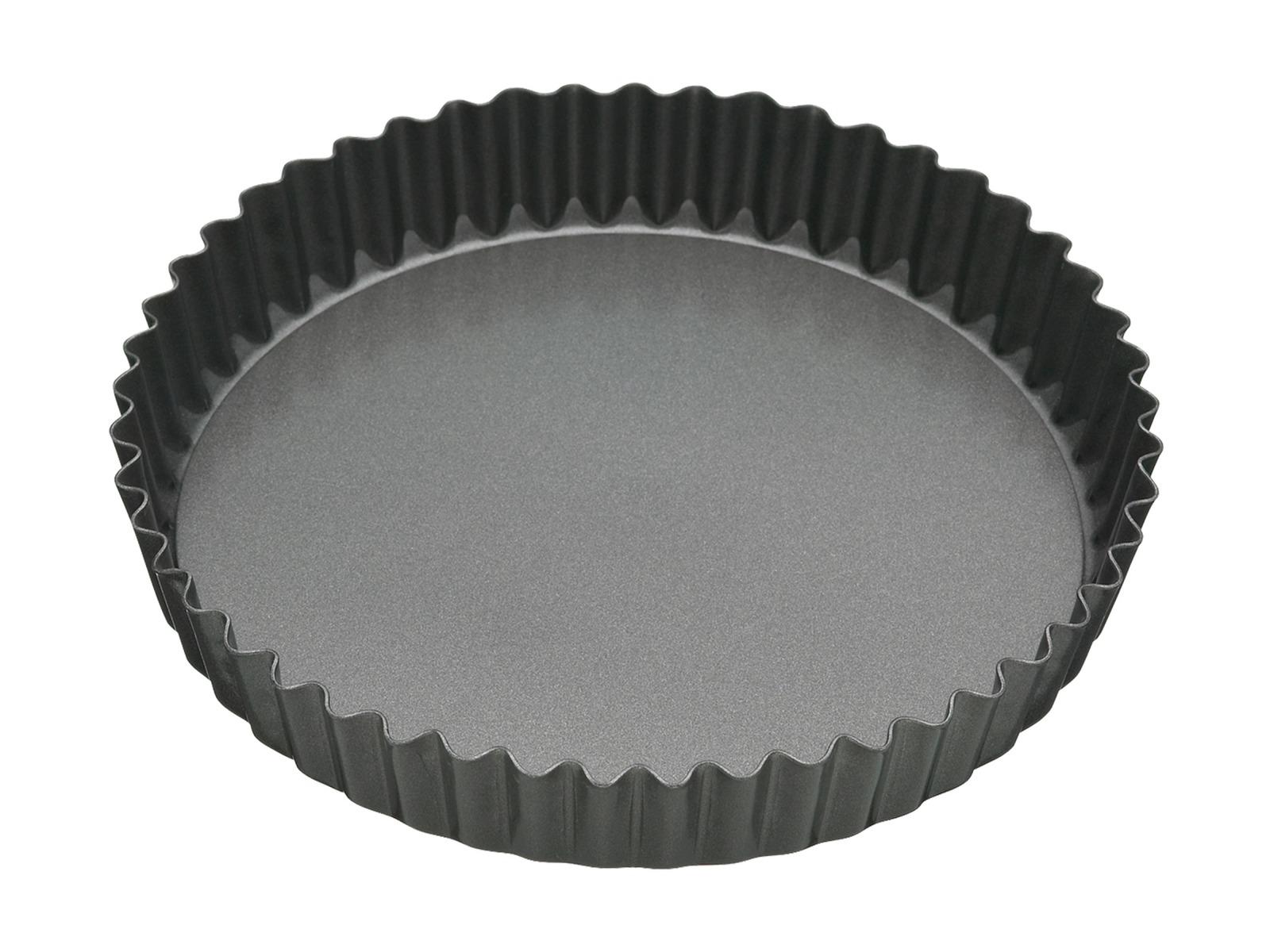 MasterClass: Non-Stick Loose Base Round Quiche Pan (25cm) image