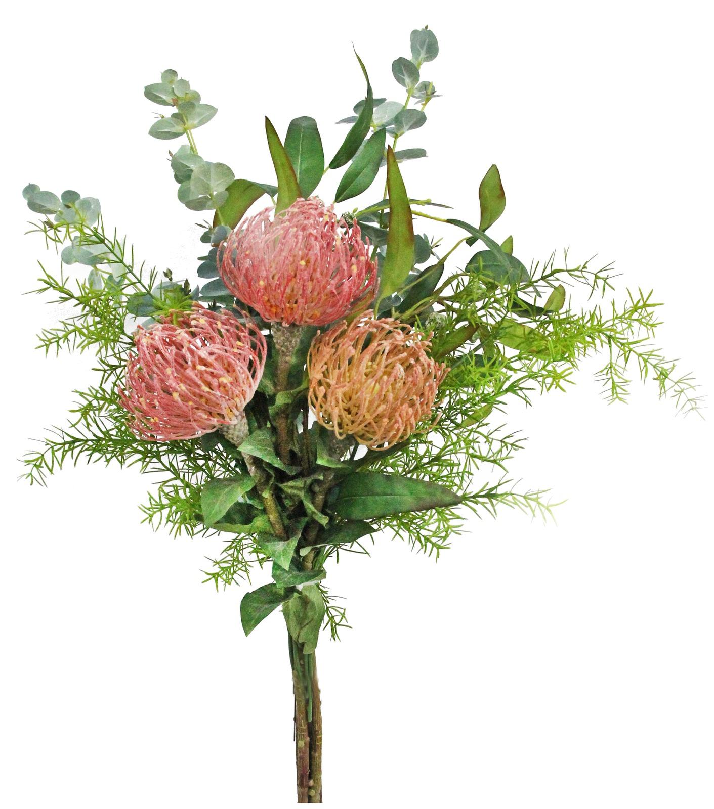 Peach Prote Bouquet image