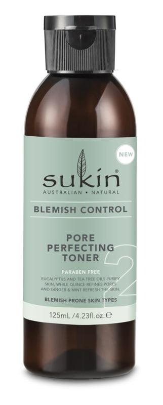 Sukin Blemish Control - Pore Perfecting Toner (125ml)