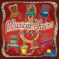 Musical Chairs - Board Game