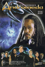 Andromeda Series 2.11 on DVD